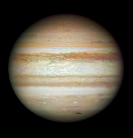 Jupiter Gas Giant and Larget Planet