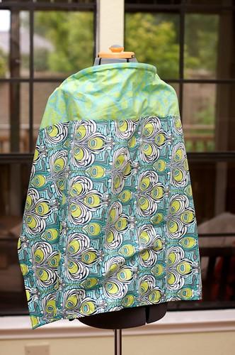Custom New Mama Set - Nursing Cover
