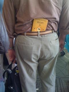 book butt