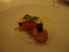 2nd Course:  Heirloom Beets