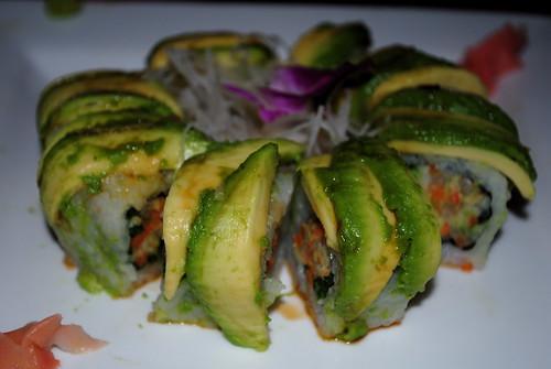 Deluxe Veggie Roll
