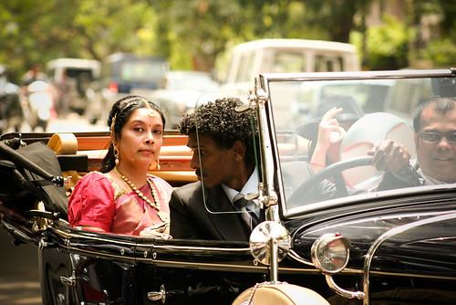 Vintage Car Rally   Ashoka Pillar@Bangalore