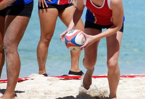 Nestea Fit Camp Hot Day 2 - Beach Sports Photography (24)