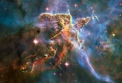 """Hubble Captures Spectacular """"Landscape&qu..."""