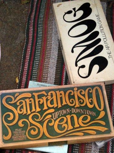 Board games of California