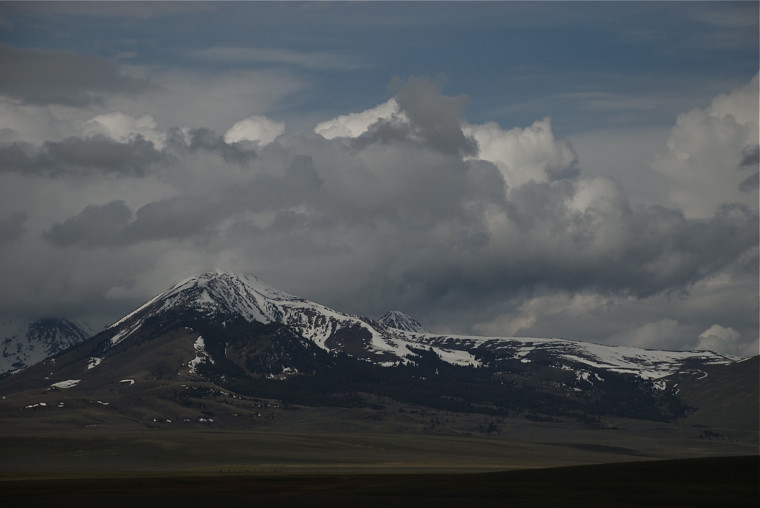 Beaverhead Mountains