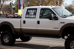 Angry Mob on Board