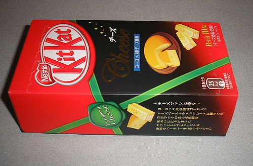 ヨーロッパ産チーズ使用 (European Cheese) Petit Kit Kat