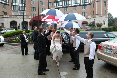 Pictures before the Wedding at Hotel Roaonke