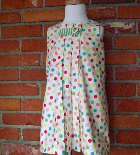 Sweet dot dress