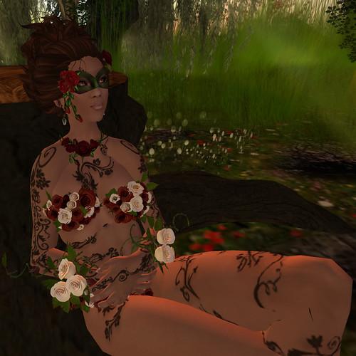 Flora - Roses III