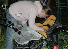 Der gestohlene Kinderwagen