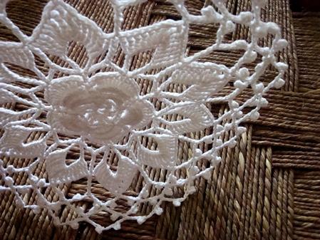 Crochet - IrishDoily - FO5