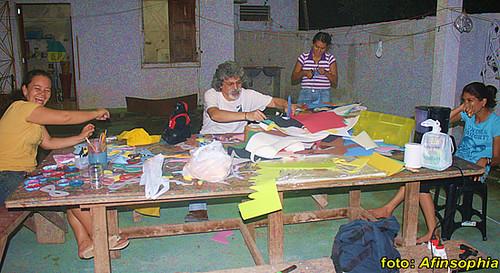 Bandinha 2010 Preparação 06 por você.
