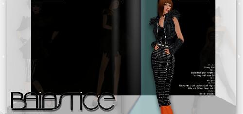 Baiastice Fashion Spread