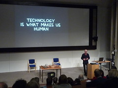 Tim Hunkin: Technology is What Makes Us Human