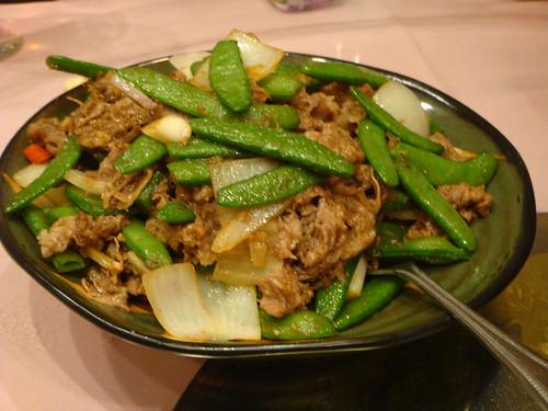 Lucky Eight Restaurant - Fatty Beef