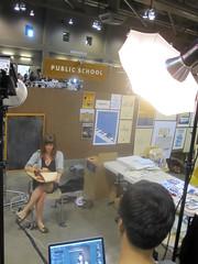 Public School Portrait Studio!