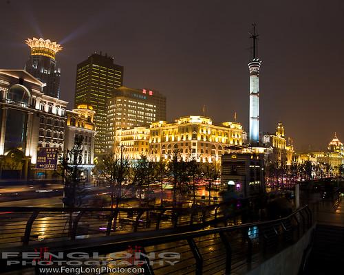 The Bund - Shanghai, China