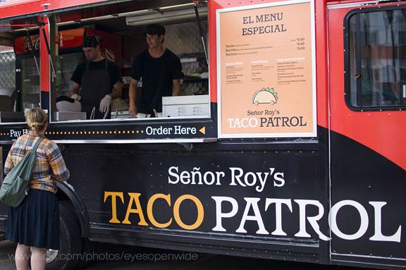 senor roy's taco patrol