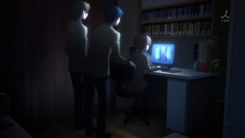 Angel Beats! Episode 09 - 03