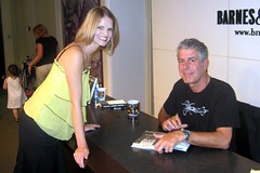 Meeting My Boyfriend, Bourdain