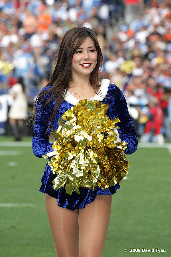 Charger Girl Brittany W. as photographed by David Tyau