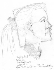 Buscema tutorial portrait # 2 for 2010-10-13