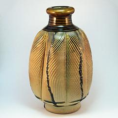 Andrew Cope. Gored vase