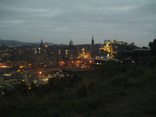 20090918 Edinburgh 18 Calton Hill 25 Edinburgh View 08