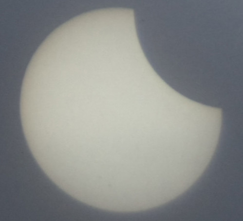 First solar eclipse of 2010