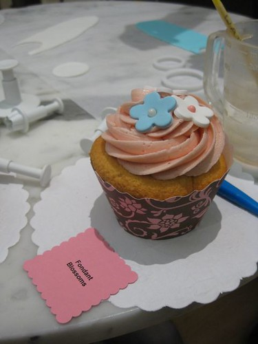Hello Cupcake Decorating Class 1
