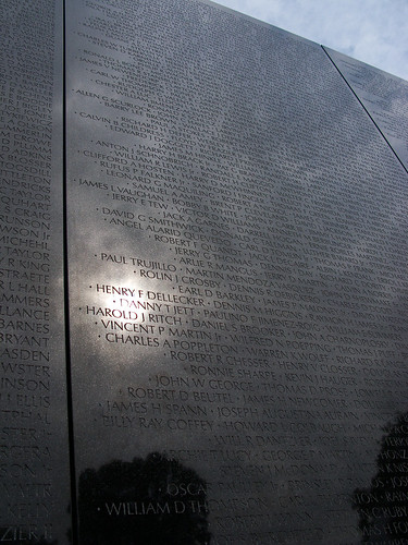 7278 Vietnam Memorial, Washington, DC