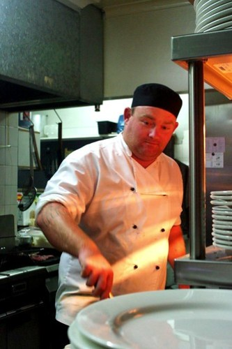 Warilla Hotel Bistro, serving up delicious food on a Saturday night