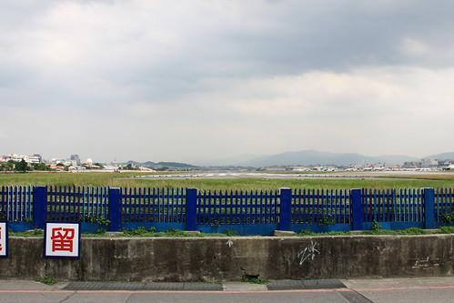 Runway end at Runway 10