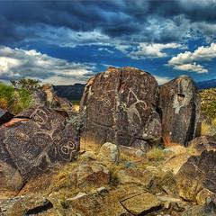 New Mexico Petroglyph