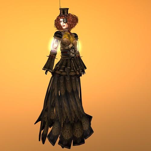 Steampunk Sue