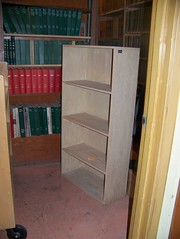 4-Foot Bookcase Needs a Home