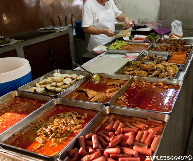 Perak Road Market Nasi Lemak & Dau Fu Fa @ Penang-1