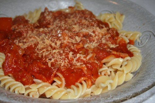 60. Pasta Alla'Amatriciana