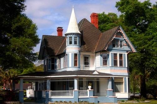 A George F. Barber  Designed House in DeFuniak Springs, Florida
