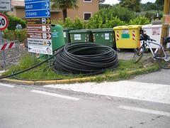 Fibra ottica Infratel a San Felice del Benaco