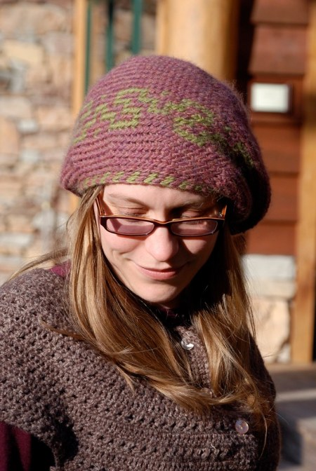 Slouchy Hat - 3