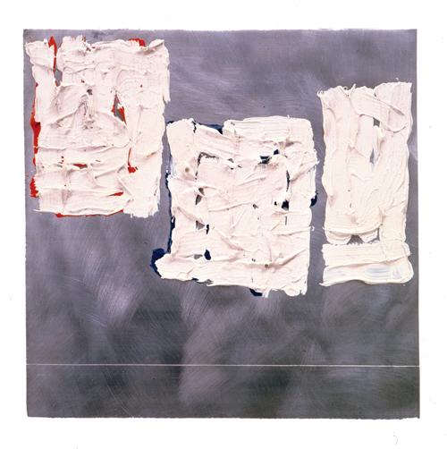 Robert Ryman, Untitled, c. 1964.