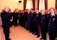 gen.coppola al comando provinciale cc ragus