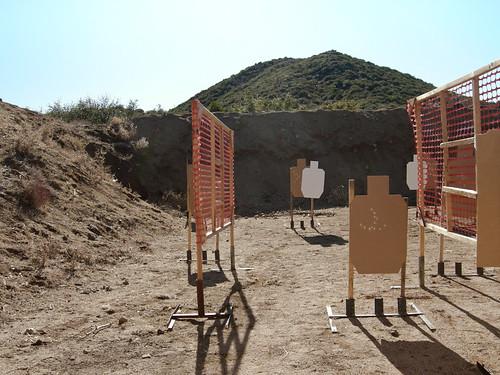 IDPA Targets 1