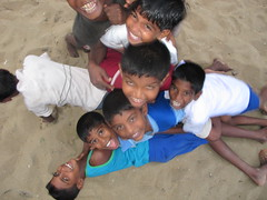 Negombo, the kids of St. Mary's