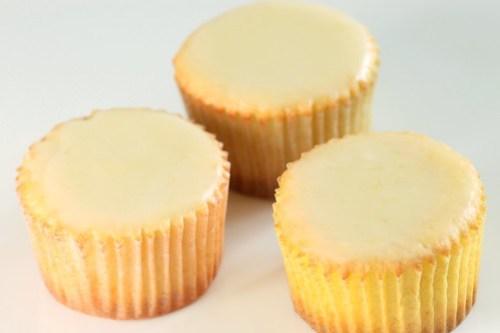 sicilian citrus cupcakes