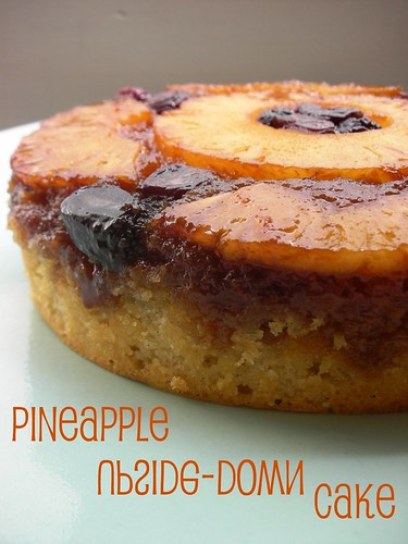 pineapple upside-down cake
