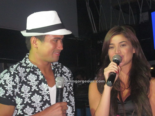 Sam Milby and Anne Curtis